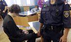 Arechivbild: Josef S. vergangenen Sommer vor Gericht / Bild: APA/GEORG HOCHMUTH