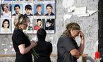 Zehnter Jahrestag der Geiselnahme in Beslan / Bild: EPA