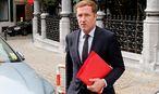 Paul Magnette, der wallonische Premier, ist in den letzten Tagen ein international bekanntes Gesicht geworden. / Bild: REUTERS