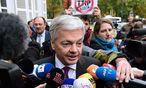 Belgiens Außenminister Didier Reynders ruft noch einmal die Regionen-Vertreter zusammen. / Bild: APA/AFP/EMMANUEL DUNAND