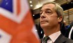Leave- Mastermind Nigel Farage: Der Brexit sorgt für unruhige Zeiten auf den Märkten. / Bild: REUTERS