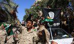 IRAK - Schiitische Milizen  / Bild: (c) APA/EPA/ALAA AL-SHEMAREE (ALAA AL-SHEMAREE)