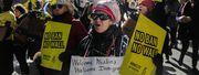 Proteste gegen die Trump-Regierung. / Bild: (c) Imago