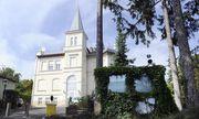 Die Villa in Pötzleinsdorf 2013 / Bild: APA/HERBERT P. OCZERET