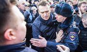 Die EU kritisierte die Festnahme. / Bild: APA/AFP/Evgeny Feldman for Alexe