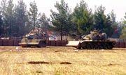 Türkische Panzer in Syrien: Seit Ende August 2016 war das türkische Militär dort im Einsatz. / Bild: (c) imago/Xinhua (imago stock&people)