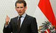 Außenminister Sebastian Kurz. / Bild: (c) REUTERS (HEINZ-PETER BADER)