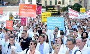 Ärzteprotest in Wien, 2016 / Bild: Die Presse