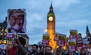 Londoner wehren sich gegen einen Besuch des US-Präsidenten. / Bild: imago/i Images