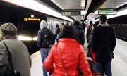 U-Bahn in Wien / Bild: (c) Clemens Fabry