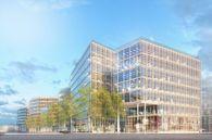 Bürokomplex Float, Renzo Piano / Bild: Joachim Lezie-Cobert/Immofinanz