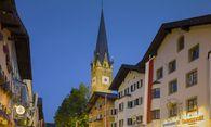 Das Zentrum von Kitzbühel / Bild: (c) imago/Rainer Mirau