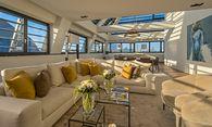 Ganz oben, ganz exklusiv: Penthouse-Wohnung im Palais Principe. / Bild: (c) JP Immobilien
