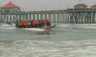 Surf-Weltrekord / Bild: rca