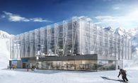 Talstation und Bergstation der neuen Giggijochbahn. / Bild: (c) Architekturbüro Obermoser