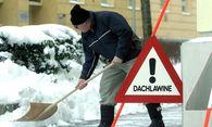 Sobald es schneit, sind die Hauseigentümer zwecks Schneeräumung gefragt. / Bild: (c) APA (GUENTER R. ARTINGER)