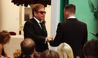 Elton John und David Furnish / Bild: instagram/eltonjohn
