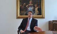 Michael Auer, Präsident der Rechtsanwaltskammer Wien. / Bild: (c) Bruckberger - Die Presse