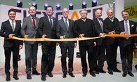 Bei der feierlichen Eröffnung in Floridsdorf. / Bild: (c) Jana Madzigon