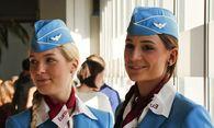 Themenbild: Eurowings-Flugbegleiter / Bild: Reuters