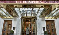 Hotel Imperial, Wien / Bild: (c) APA/HERBERT NEUBAUER