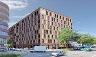 UBM-Hotelprojekt in Hamburger Innenstadt / Bild: MPP