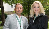 Hermann Klein und Karin Assem-Honsik / Bild: (c) Studio Huger