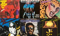 """Das Buch """"Disco: An Encyclopaedic Guide to the Cover Art of Disco Records"""" versammelt 2000 Plattencover der späten 1970er- und frühen 1980er-Jahre. / Bild: Soul Jazz Books"""
