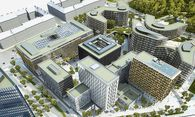Neues Stadtviertel QBC / Bild: ZOOM VP.AT