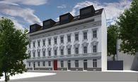 Ausgebautes Dach, Balkone, zum Teil neue Wohnungen. / Bild: (c) Architekt Musial ZT GmbH