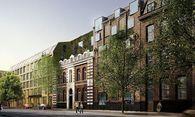 Visualisierung des neuen Hyatt Regency Amsterdam von UBM /