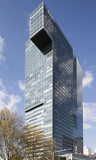 IZD Tower / Bild: (c) Jeremy Wilson/CBRE