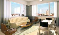 Livingroom Sans Souci /