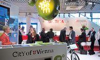 Große Nachfrage herrschte am Austria-Stand der Mipim / Bild: (c) Valentin Desjardins