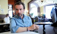 Hauptrolle als Schrotthändler wider Willen: Lucas Gregorowicz.  / Bild: (c) Die Presse (Clemens Fabry)