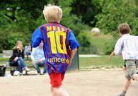 Fussball spielen / Bild: (c) Die Presse (Clemens Fabry)
