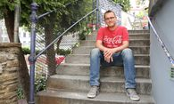 Vlado Priborsky hofft auf viele Besucher für seinen No-Budget-Film. / Bild: (c) Stanislav Jenis