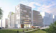 """""""Modernes Arbeiten"""" will die CA Immo mit dem Pariser Architekturbüro Chaix et Morel an den Donaukanal bringen. / Bild: (c) CA Immo"""
