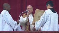 Papst spendet traditionellen Weihnachtssegen ´Urbi et Orbi´ / Bild: (c) Reuters (Reuters, DEC 25 CTV, DEC 25)