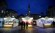 An historischer Adresse, auf dem Michaelerplatz, hat ein neuer Weihnachtsmarkt mit der Bezeichnung k. u. k. eröffnet. / Bild: (c) Die Presse (Clemens Fabry)