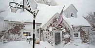 USA WEATHER SNOW
