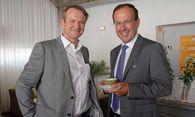 Christoph Stadlhuber (l.) und Wolfgang Gleissner / Bild: (c) BARGAD