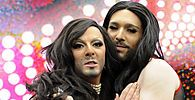 EUROVISION SONG CONTEST 2015: EUROVISION VILLAGE / 'CONCHITA-LOOKALIKE-CONTEST'