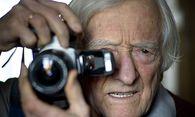 Marc Riboud auf einem Archivbild von 2008 / Bild: (c) APA/AFP (MARTIN BUREAU)