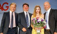S. Brezovich, J. Endl, Z. Straub und P. Scharinger / Bild: www.christian-husar.com
