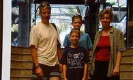 Familie Engel ist mit einem großen Schrecken davongekommen / Bild: (c) Reuters (Reuters, DEC 19 RTV, DEC 19)