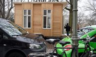 Mini-Wohnung in Berlin / Bild: (c) APA/dpa/Rainer Jensen (Rainer Jensen)