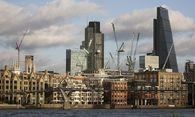 Construction In The City Of London / Bild: (c) Bloomberg (Simon Dawson)
