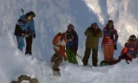 Freeride World Tour / Bild: (c) Reuters (Reuters, MAR 30 QUATTRO MEDIA, MAR 30)