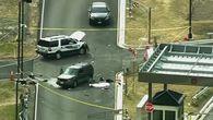 Schüsse vor NSA-Gelände / Bild: (c) Reuters (Reuters, MAR 30 CBS, MAR 30)